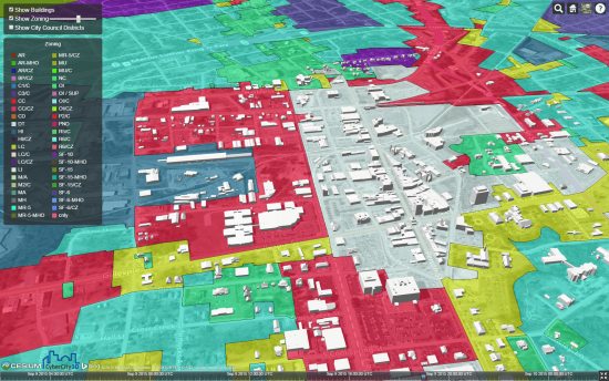 From 2D to 3D GIS: A Game Changer for Fayetteville, NC