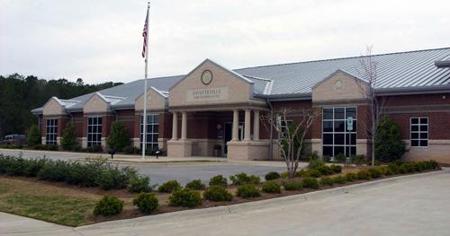 Fayetteville Fire Station # 14