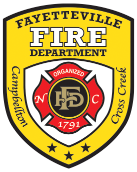 Fayetteville Fire Department Patch