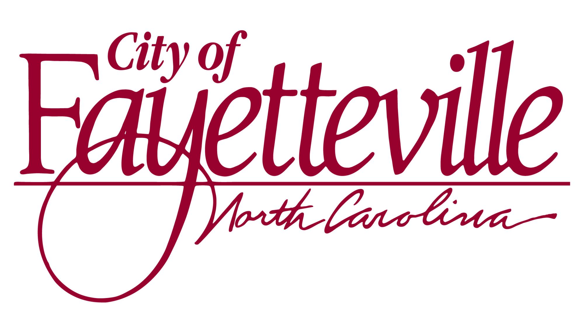 Legislative Agenda Fayetteville Nc