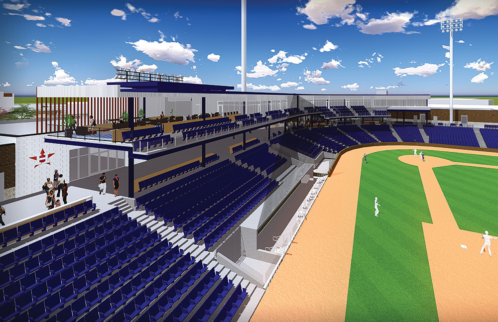Minor league baseball stadium project fayetteville nc updated on 06222017 226 pm malvernweather Gallery