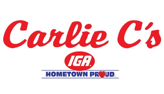 Carlie C's IGA Hometown Proud