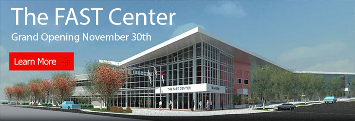 The Fast Center Grand opening November 30th