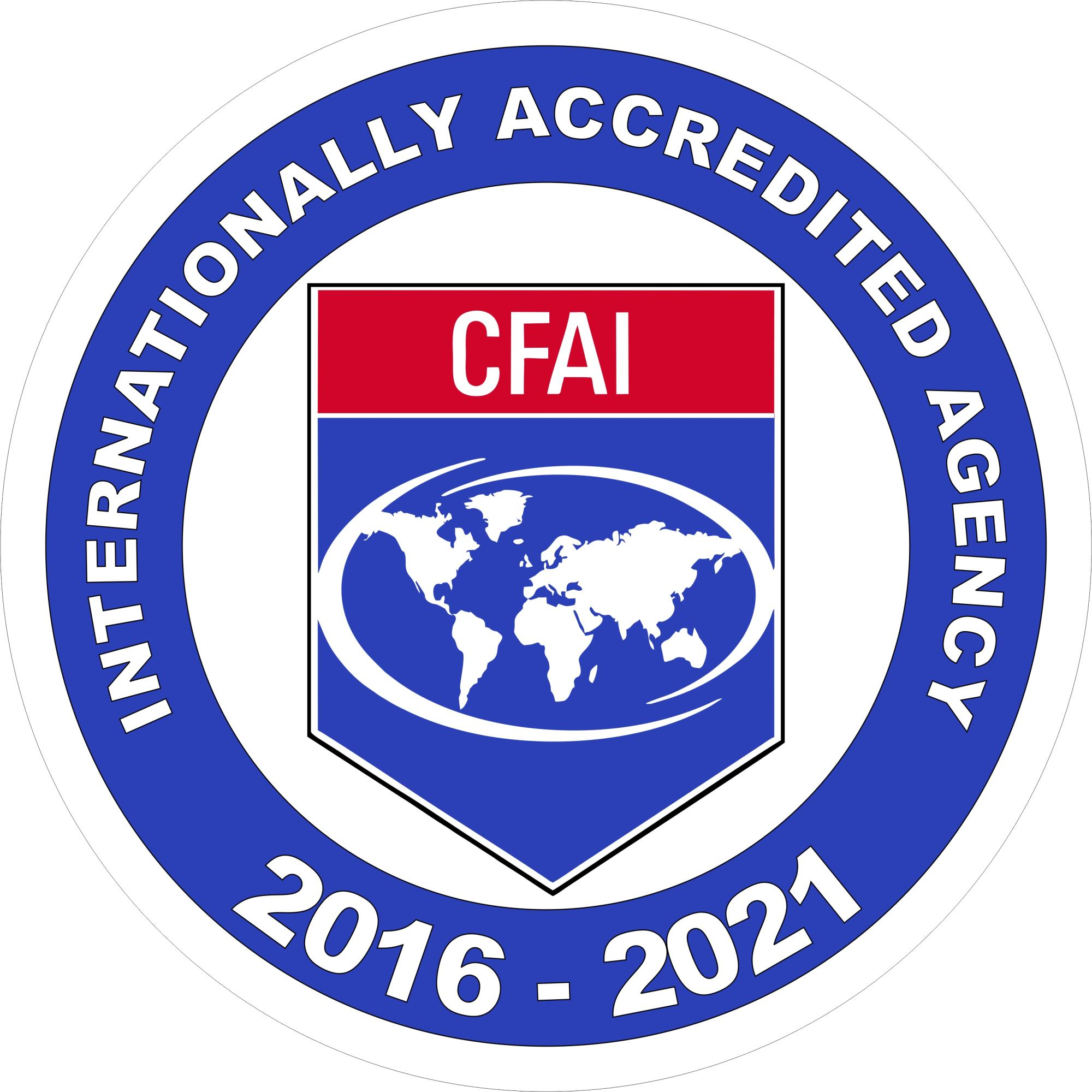 International Accredited Agency 2015-2020