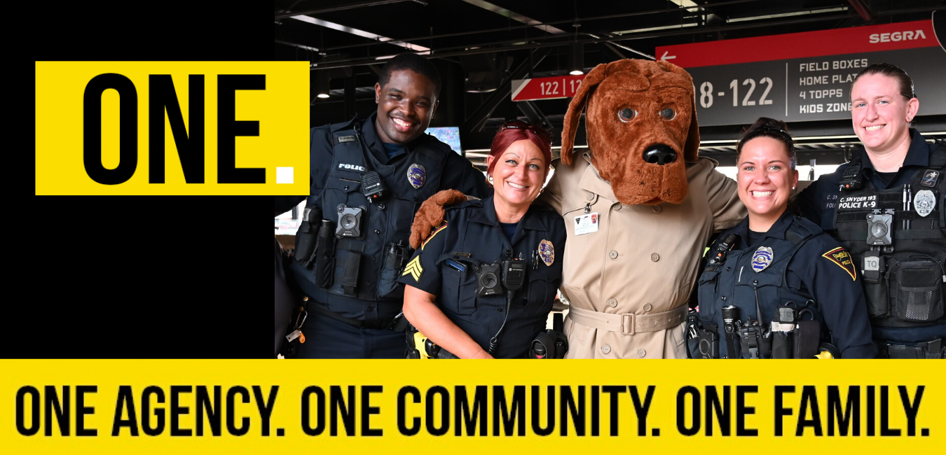ONE National Night Out Banner Photo