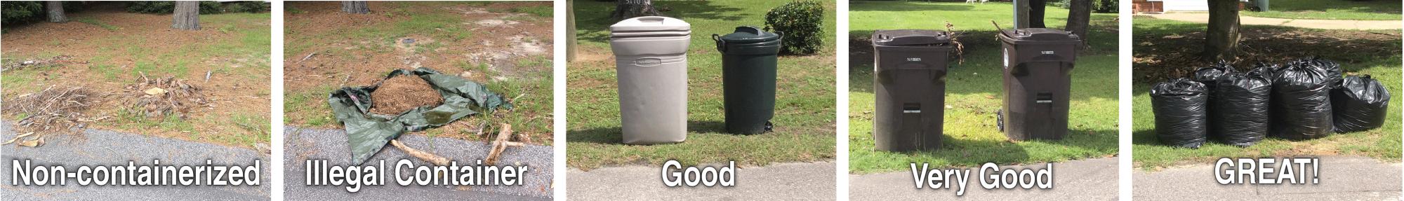 Yard Waste | Fayetteville, NC