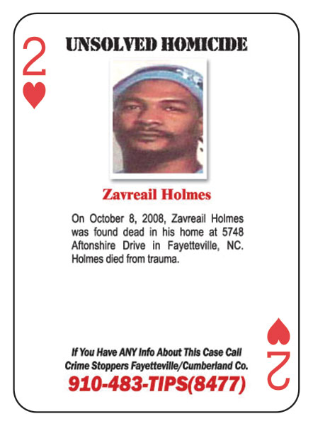 Unsolved Homicides | Fayetteville, NC