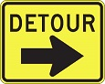 Road Closure Detours